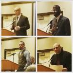 Induction Speeches